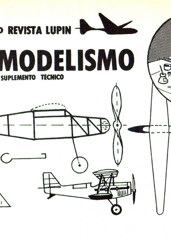 Manual para construir maquetas de avión